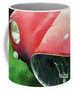Hatched Maser Coffee Mug