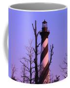 Hatteras Light And Tree Coffee Mug