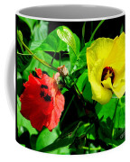 Hau Tree Blossoms Coffee Mug