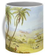 Haughton Court - Hanover Jamaica Coffee Mug by James Hakewill