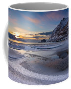 Haukland Sunset Coffee Mug
