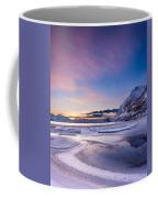 Haukland Sunset - Vertical Coffee Mug