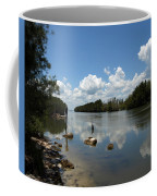 Haulover Canal On The Space Coast Of Florida Coffee Mug