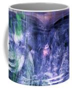 Haunted Caves Coffee Mug by Linda Sannuti