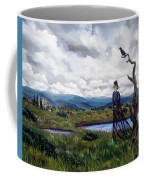 Haunted Desolation Coffee Mug