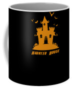 Haunted House Halloween Costume Coffee Mug
