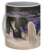 Haunted Playground  Coffee Mug
