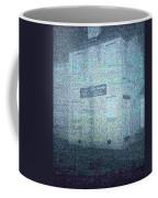 Haunting House Coffee Mug