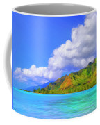 Hauru Point Moorea Coffee Mug