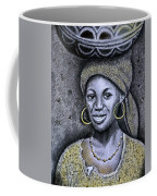 Hausa Maiden  Coffee Mug