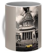 Havana El Capitolio Coffee Mug