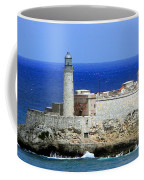 Havana Harbor Lighthouse Coffee Mug