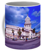 Havana National Capitol Coffee Mug