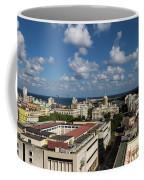Havana Rooftops Coffee Mug