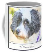 Havanese Dog Coffee Mug