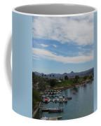 Havasu City Az Waterfront Coffee Mug