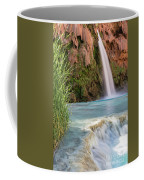 Havasu Falls Travertine Ledge Coffee Mug