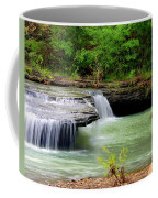 Haw Creek Falls Coffee Mug