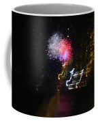 Hawaii Fireworks Coffee Mug