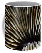Hawaii Mushroom Coral Coffee Mug