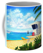 Hawaii North Shore Banzai Pipeline Coffee Mug