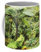 Hawaii Tropical Rainfores Coffee Mug