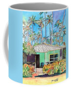 Hawaiian Cottage I Coffee Mug
