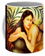 Hawaiian Girl Coffee Mug