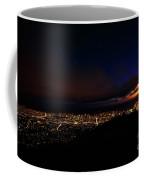 Hawaiian Night Tantalus Lookout Coffee Mug