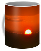 Hawaiian Red Sun Coffee Mug