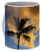 Hawaiian Sunset Hanalei Bay 5  Coffee Mug