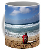 Hawaiian Surfer Coffee Mug