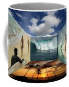 Hawaiian Zen Room Coffee Mug