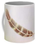 Hawk Feather Coffee Mug