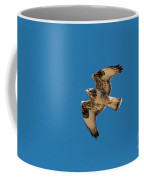 Hawk In Flight Coffee Mug