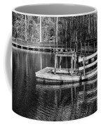 Hawk Island Michigan Dock  Coffee Mug