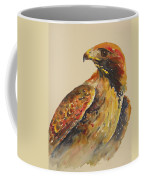 Hawk Messenger Coffee Mug
