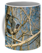 Hawk Coffee Mug