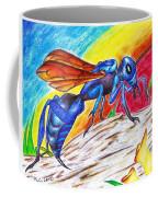 Hawk Wasp Coffee Mug