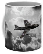 Hawker Hunter Coffee Mug