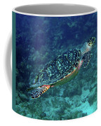 Hawksbill Sea Turtle 5 Coffee Mug