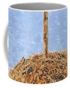 Hay Bale Coffee Mug