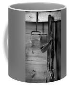 Hay Hook And Harness Coffee Mug