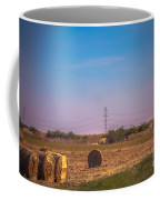 Hay Rolls Coffee Mug