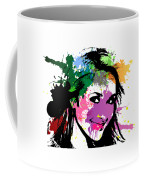 Hayden Panettiere Pop Art Coffee Mug