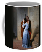 Hayez, The Kiss Coffee Mug