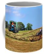 Haying The Field 1 Coffee Mug
