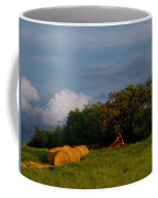 Haymaker Clouds Coffee Mug