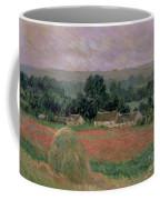Haystack At Giverny Coffee Mug