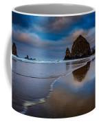 Haystack Dawn Coffee Mug